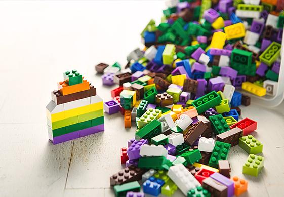 레고의 친환경 브릭, 기업의 사회적 역할에 주목하다