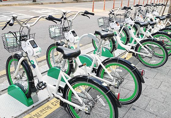 자전거 타기 딱 좋은 4월, 서울시 따릉이로 하는 서울 여행