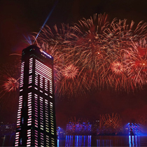 한화와 함께하는 서울세계불꽃축제 2018 성료