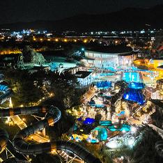 설악 워터피아 스파밸리, 세계 유명 스파 테마로 재탄생