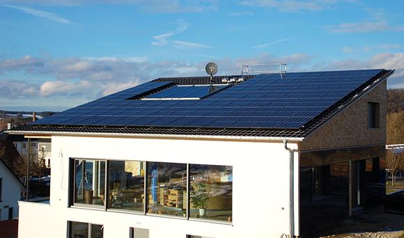 독일 아우크스부르크(Augsburg)시 에너지자립주택 전경