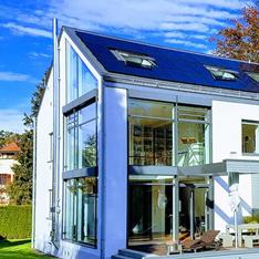 독일 바이에른주 주거용 태양광과 독일 고객사 공장 지붕 태양광