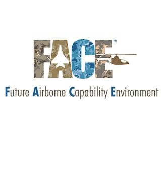 항공전자 기술표준_FACE 로고