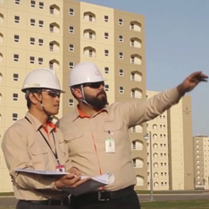 Hanwha Proud 한화건설 후세인 헤이덤 압둘레다