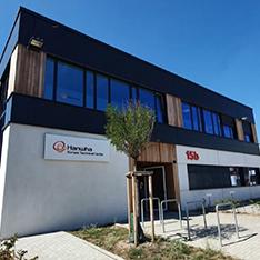 한화정밀기계 - 유럽 기술센터 개소식 참가