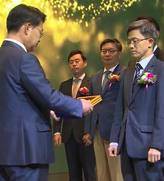 한화그룹사 - 각 분야의 우수상, 최고대상 수상