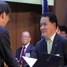 한화손해보험 - 금융위원장 표창 수상